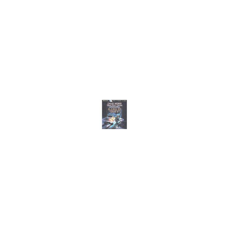 Call to Duty (Unabridged) (MP3-CD) (David Weber & Timothy Zahn)