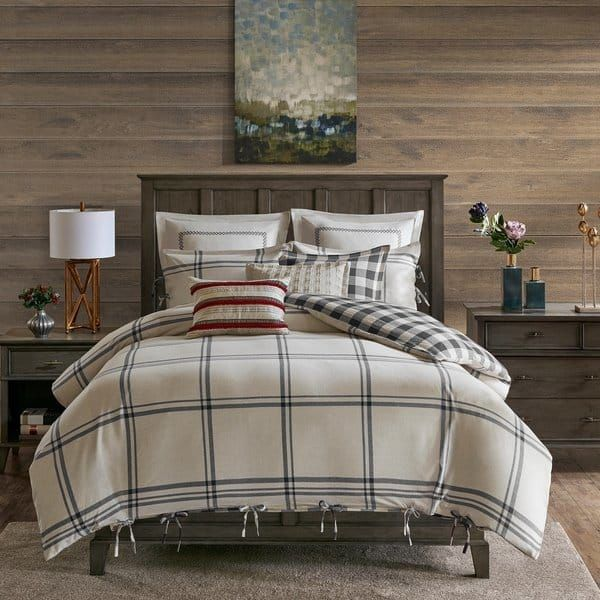 The Gray Barn Bonsall Reversible Cotton Comforter Set Comforter