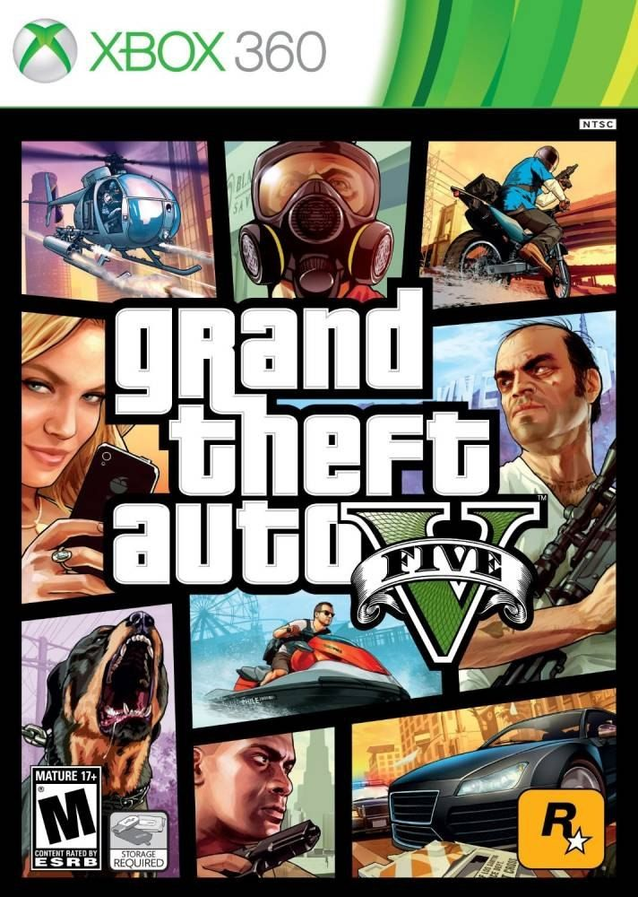 Download GTA 5 Xbox 360 ISO Free Full | Xbox 360 ISO Games | Ps3