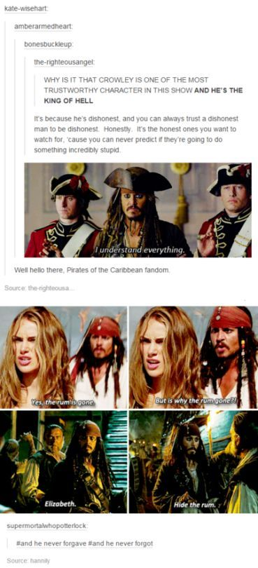 Image result for joshamee gibbs pirates quotes dont wake a man when He'ssleeping