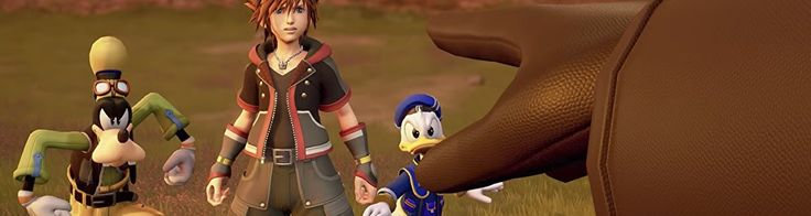 Gawrsh, There's a New Kingdom Hearts 3 Trailer out, and It Features a Hercules World: Plus at D23 Expo on July 15, a new world and another…