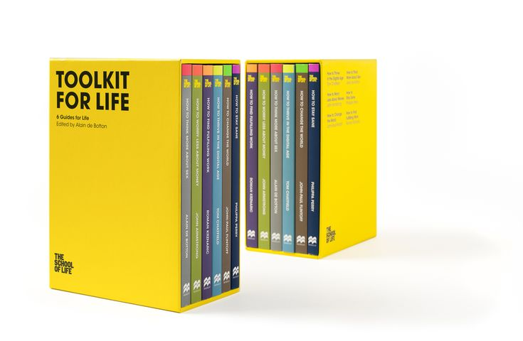 Toolkit for Life: The School of Life