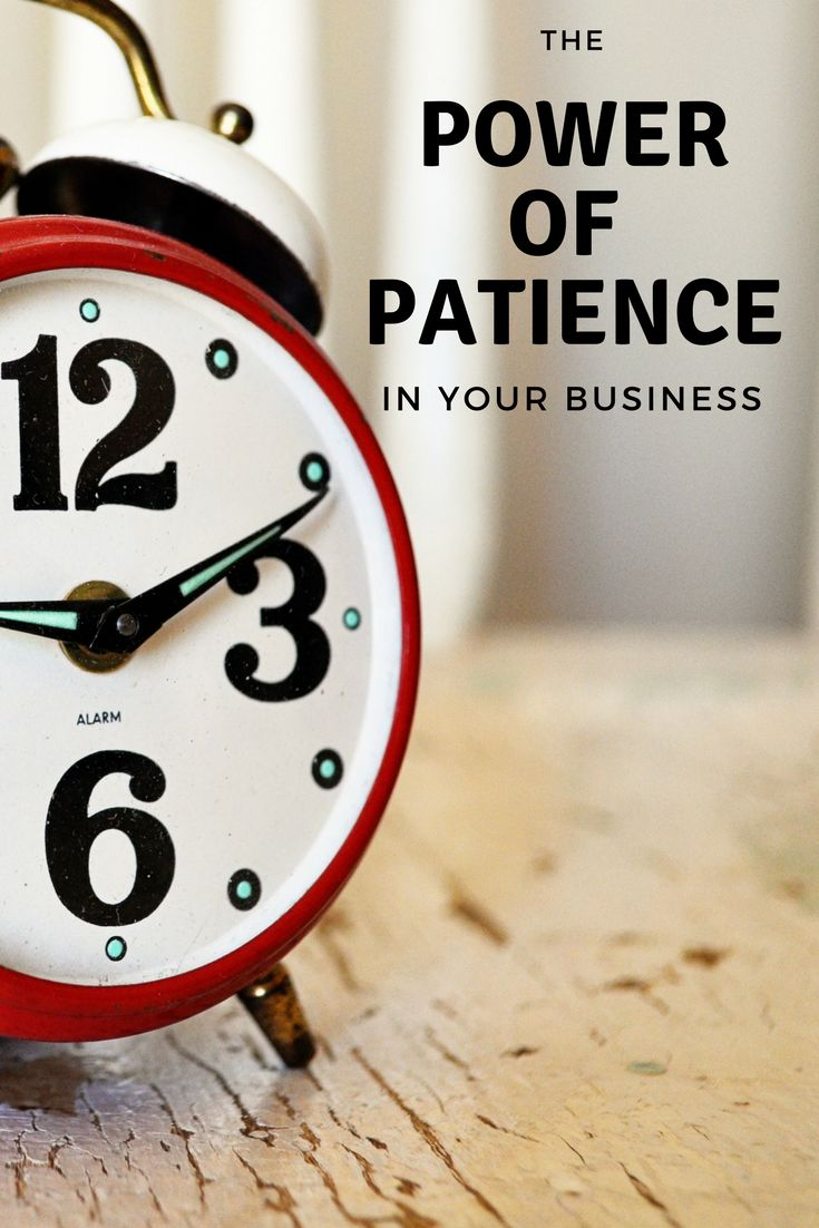 Master your growth mindset with the power of PATIENCE and ACTION in your business!  PIN to any business related board and share with your fellow entrepreneur