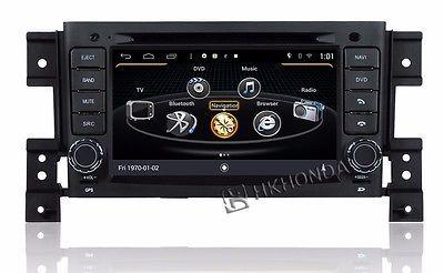 ﹩389.00. S160 Andorid 4.4 Car DVD Player Radio GPS 3G For 2005-2011 Suzuki Grand Vitara (  Features - Auxiliary Input, Screen Size - 7inch,     )