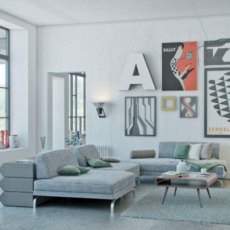 48 best Gemütliches Wohnzimmer images on Pinterest Live, Living - bilder für wohnzimmer
