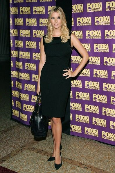 Ivanka Trump - Fox Business Network Launch Party