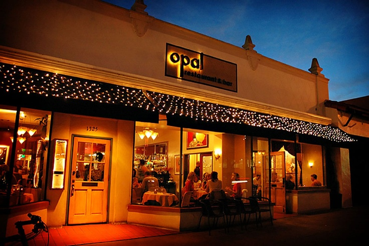 """Great Service, great food, reasonably priced and great service!  Make sure you have the """"Like Water for Chocolate"""" dessert!  opal restaurant and bar ‹ (805) 966-9676"""
