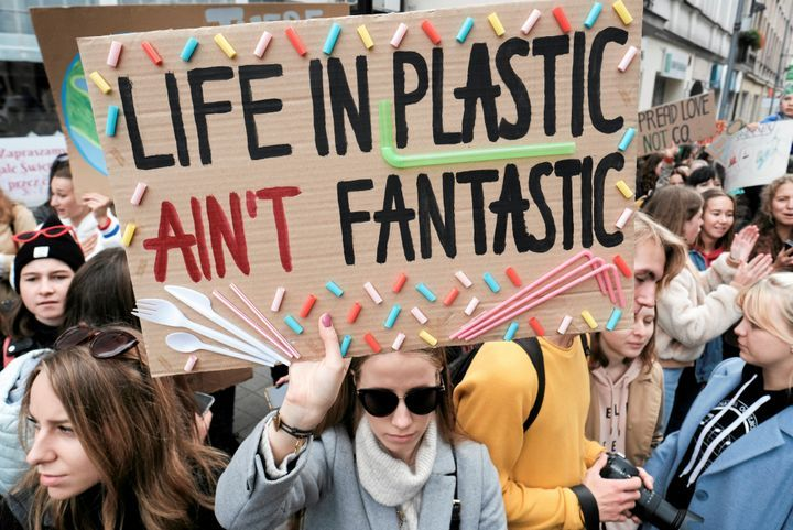 The Best Signs From The Climate Change Rallies Around The World Huffpost Climate Change Protest Signs Climates