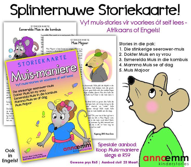 Nuwe Leeskaarte vir laerskool kinders! #leeskaarte #afrikaans #leesstories