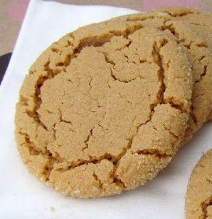 4 ingredient, gluten free, dairy free, but GLORIOUS peanut butter cookies. #gluten free #cookies #desserts