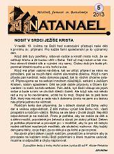 interview for church newspaper Nataneal, made by Petr Macháček * rozhovor pro farní časopis Natanael, který realizoval Petr Macháček