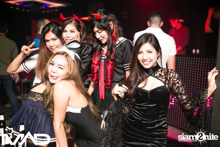 Black Moon Party at Aftermoon