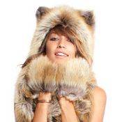 SpiritHoods- Red Fox  Cunning » Wise » Adaptable     People with the Fox spirit are extremely intelligent. They are cunning, attentive and masters of disguise. The Fox spirit is able to observe a situation, acquire a desired outcome and move with swiftness and thought of action in order to obtain it.  ilovelenko.com