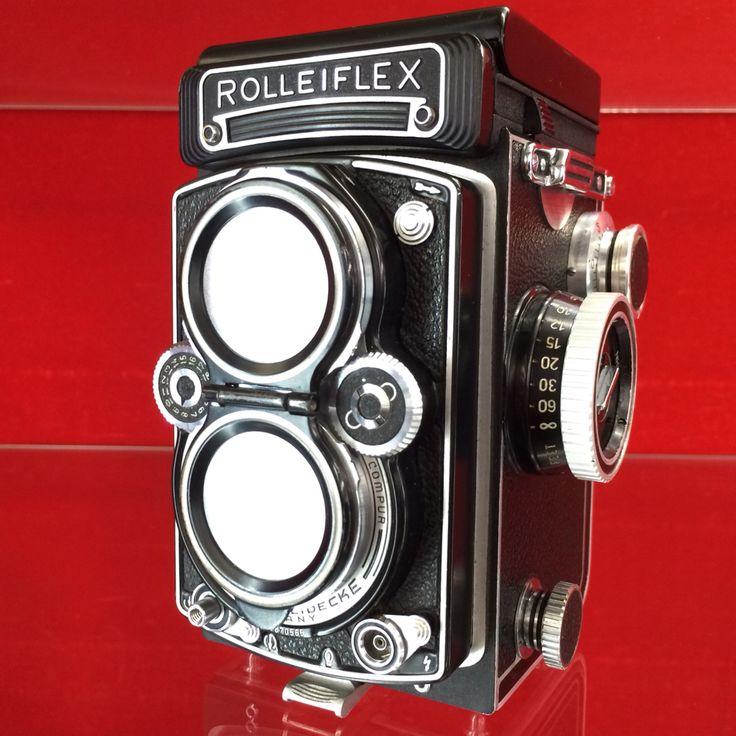 2015/05/08 Rolleiflex 3.5E Xenotar TEL03-5318-2222