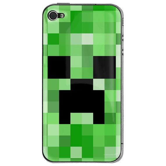Minecraft Iphone C Case