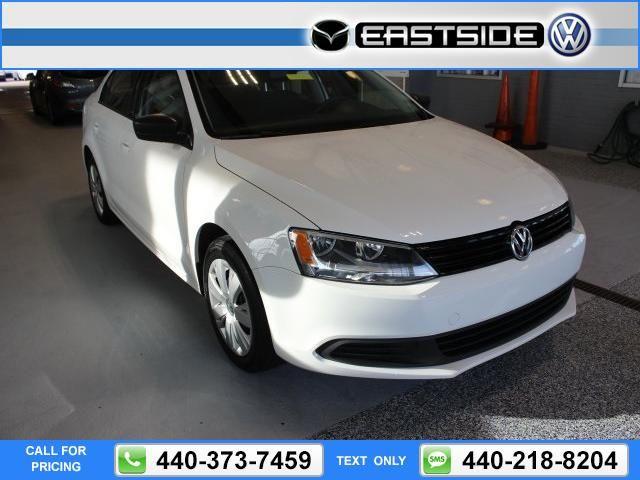 2012 Volkswagen Jetta 2.0L S 38k miles $10,990 38711 miles 440-373-7459 Transmission: Manual  #Volkswagen #Jetta #used #cars #EastsideVolkswagenMazda #WilloughbyHills #OH #tapcars