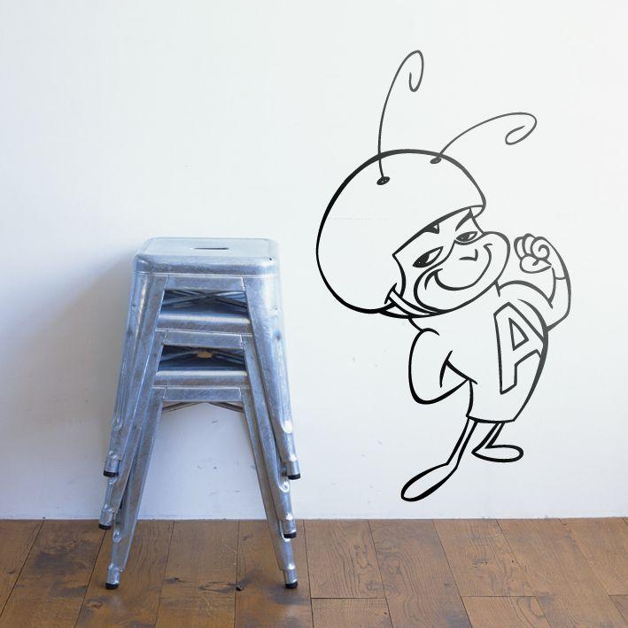 15.La Hormiga Atómica Medidas: 56x100cm Precio: 35,87 €