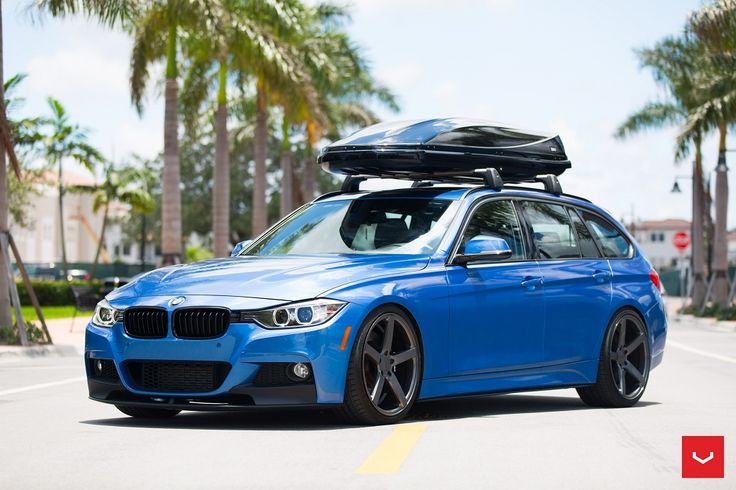 BMW Touring-Tuning – so fährt man 2016! | KW Automotive Blog