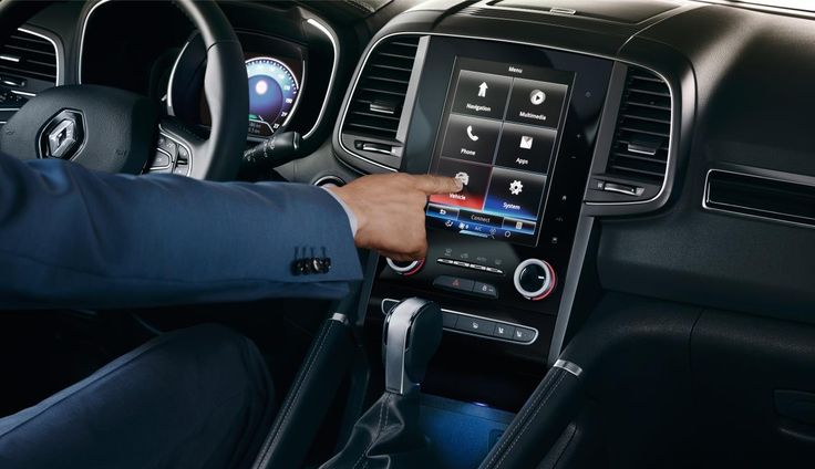The New 2016 Renault Koleos with new technology. http://www.villagerenault.com.au/renault/