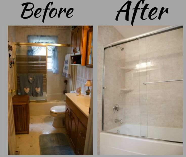 17 Best Images About Re Bath Before After On Pinterest