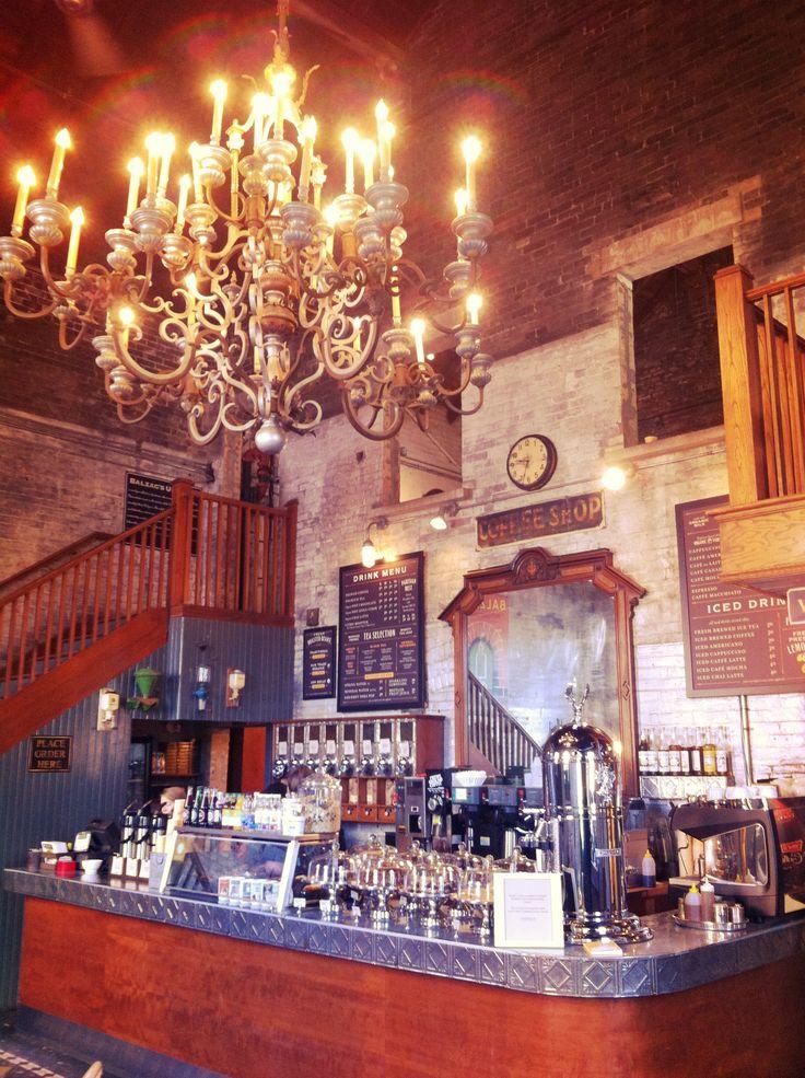 Balzac's coffee Toronto
