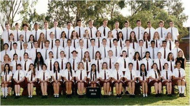 Year 12 Photo - Formal
