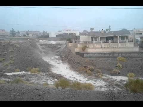 July 13, 2012 Monsoon in Lake Havasu City. Storm,lake havasu,lake havasu city,weather,rain, running wash.