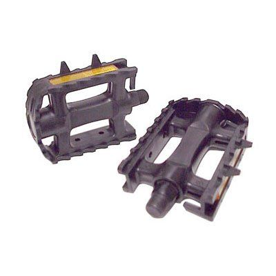 Inline Resin Mountain Bike Pedals 12 Black 100316 * Check out the image by visiting the link.