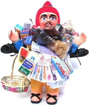 Ekeko - BoliviaEqueco Pucp, Ekeko Dolls, El Ekeko, Handicraft Peruvian