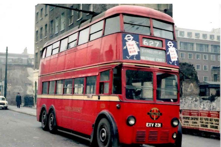 Trolleybus 1959