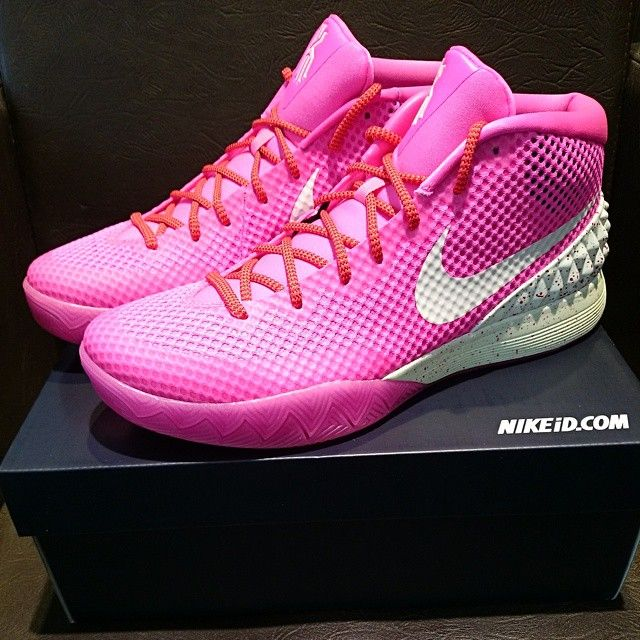 release date: e3f0d df7b0 spain nike kyrie 1 pink kyrie irving b7451 0a289