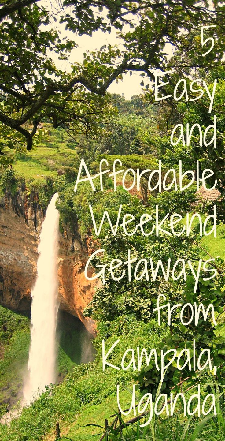 Are you living, working, or traveling in Uganda? Here are The Real Uganda's top picks for easy and affordable weekend trips from Kampala, Uganda.