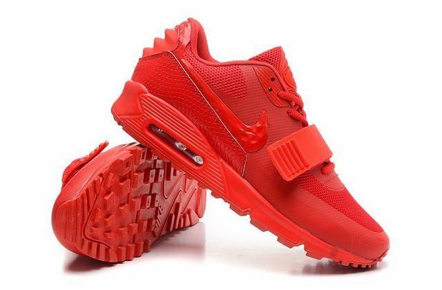air max 90 rouge solde