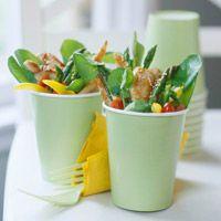 Sesame Vegetable Salad: Chicken Salad, Sesame Vegetables, Salad Recipes, Vegetable Salad, Sesame Chicken, Summer Salad, Gingers Soy, Snow Peas, Vegetables Salad