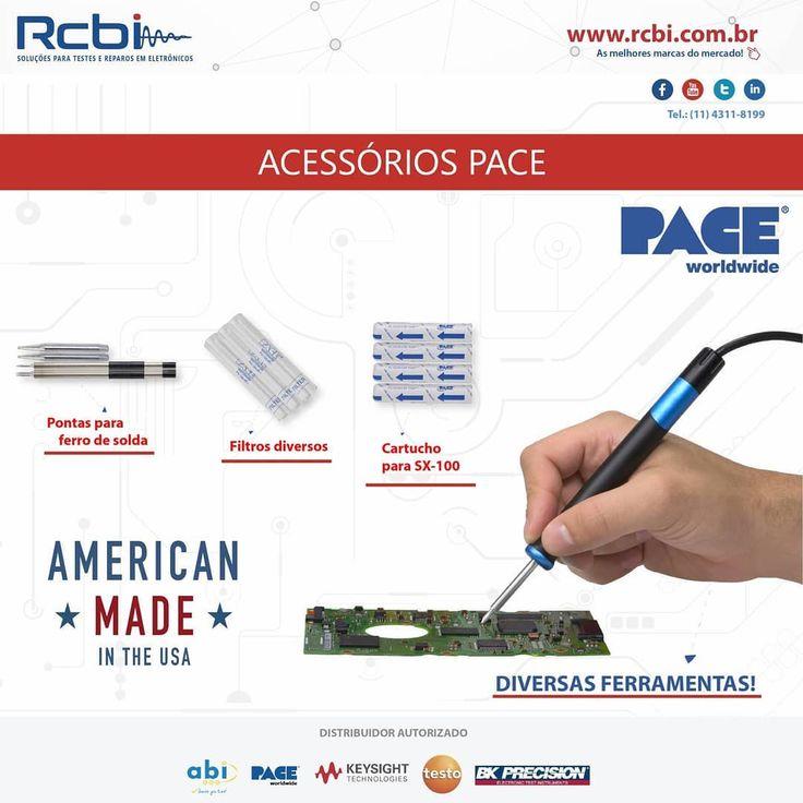 Kaufen Sie PACE-Zubehör über die Website 👉 www.rcbi.com.br 👩💻👨 …   – pace