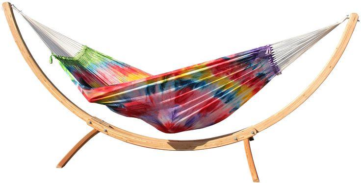 Hangmatstandaard Arc - De hangmatstandaard specialist [Stands-hangmat-hout] - €495.00 : Hangmat expert sinds 1981, Hangmatten van Marañon, Kwaliteits Hangmatten