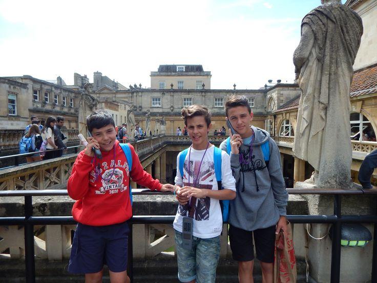 Baños Romanos En Bath:Bath Baños romanos Sherborne: Un curso para todas las edades, en