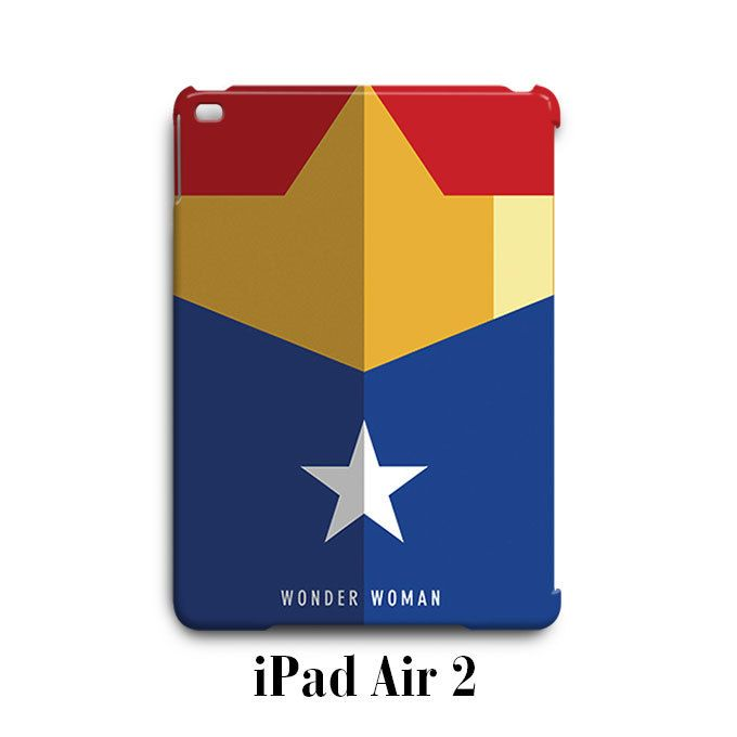 Wonder Woman DC Comic iPad Air 2 Case Cover Wrap Around
