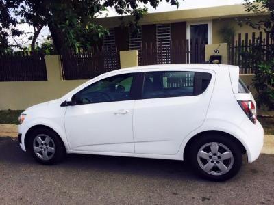 Chevrolet Sonic 2013 - #clasificados #autos Clasifi.Co