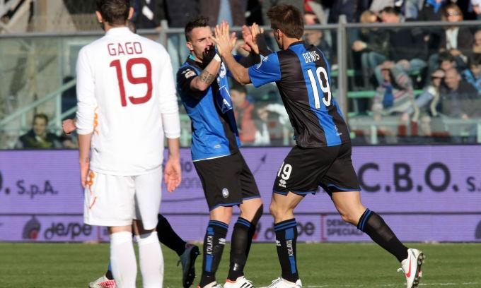 Atalanta - Roma 4-1 #25agiornata