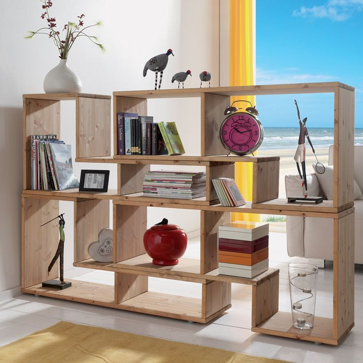 Etag re biblioth que modulo en pin massif biblioth que pinterest - Bibliotheque en pin massif ...