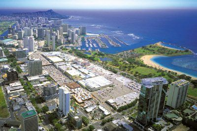 Ala Moana Center has excellent shopping, an open and airy atmosphere, great entertainment, and over 70 dining options. Its owners have made a commitment to continue to develop the property. It is now a must visit location on Oahu. : Please, Not Another Mall