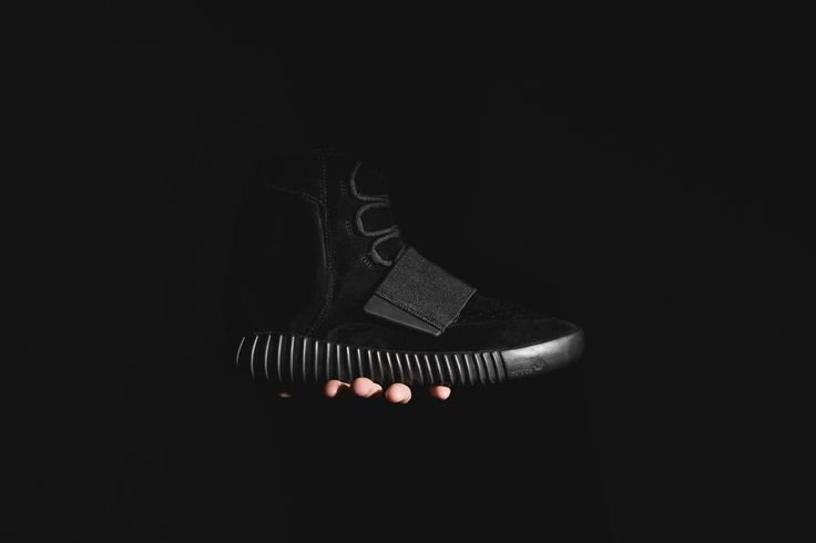 "adidas Yeezy Boost 750 ""Black"" (7 Detailed Pics & Release Info)"