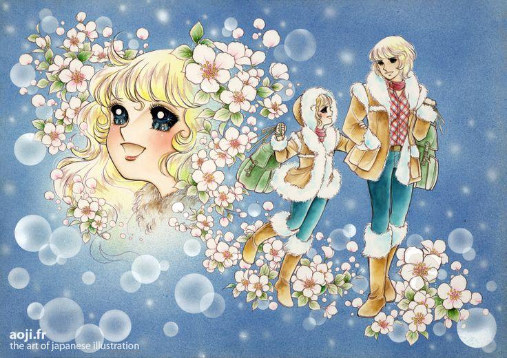 Mayme Angel - Rêve Bleu, by Igarashi Yumiko http://www.artofjapaneseillustration.com/shop/fr/igarashi-yumiko/466-mayme-angel-reve-bleu-by-igarashi-yumiko.html Copyright (C) reserved