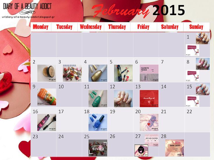 February Summary {2015}