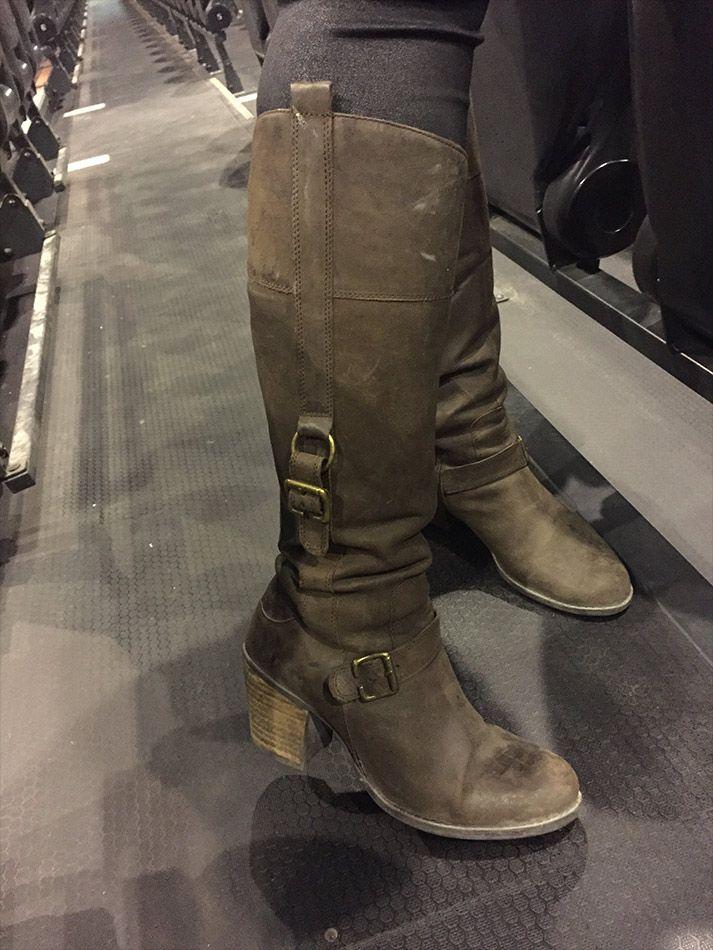 Mes bottes Hush-Puppies Moorland - My Hush Puppies Moorland boots - boots for men - high heels for men