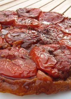 BALSAMIC TOMATO TART [cuisinedegaelle]
