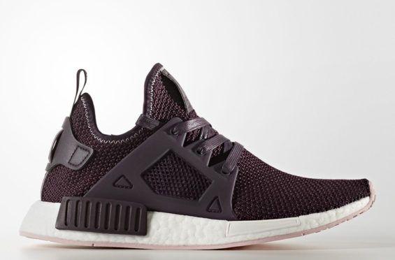 Release Date: adidas NMD XR1 Burgundy | Adidas women