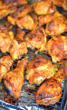 These Tender Oven Baked Chicken Legs are so versatile and are a great base for spices. Easy dinner