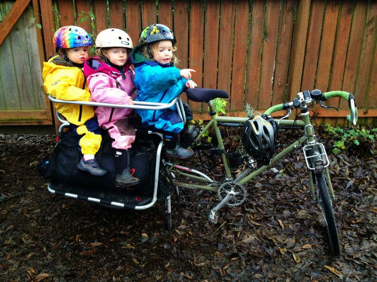 Surly LHT Xtracycle...so cute!!!